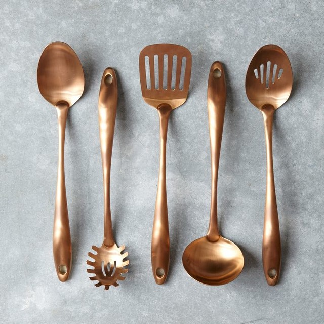 Copper Cook S Tools Contemporary Cooking Utensils By
