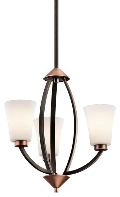 Semi Flush/Chandelier 3Lt modern-chandeliers
