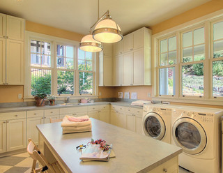 laundry room ideas for folding laundry