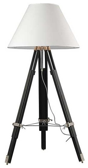 Studio Tripod Floor Lamp - floor lamps - houston - by Whispar Design