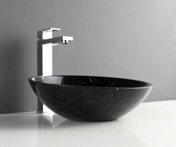 Black Bathroom Basin : All Products / Bathroom / Bathroom Sinks