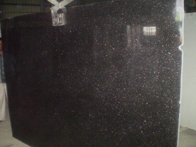 Black Galaxy Granite asian kitchen products