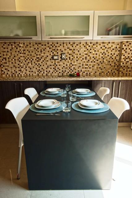 Kitchen modern-kitchen-countertops