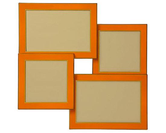 Castaway Gallery Frame, Mandarin -
