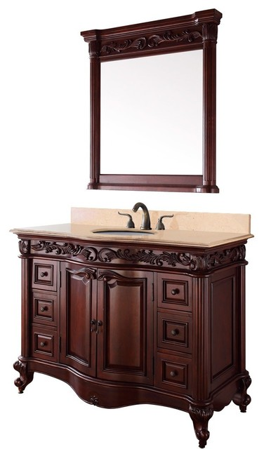 Antique Style Bathroom Vanities Traditional Bathroom Vanity Units S