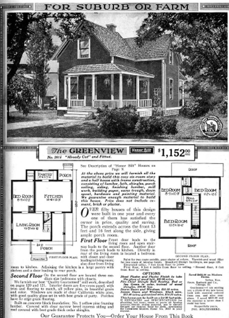 Vintage Sears Catalog Craftsman House Plans - Modern - seattle - by Gnosis International Inc