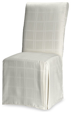 Dining Room chair cover - bone