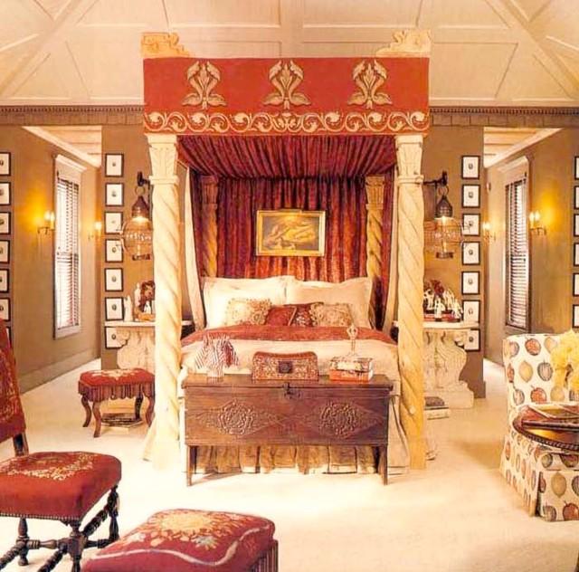 WOODSTOCK HOUSE eclectic-bedroom