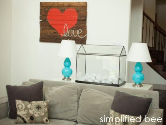 Virtual Client: Dallas, TX contemporary-living-room