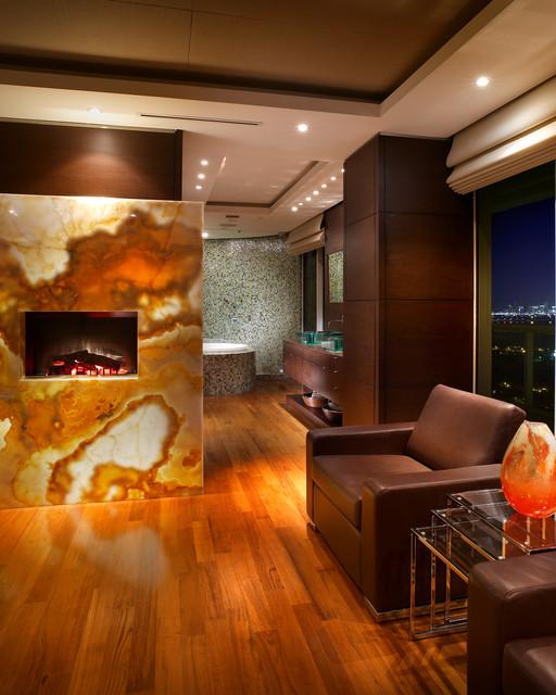 Miami Beach - Apartment by PepeCalderindesign - Miami interior designers -Modern modern-bathroom