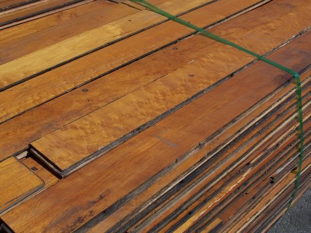 Reclaimed factory maple flooring rustic hardwood for Reclaimed wood flooring portland