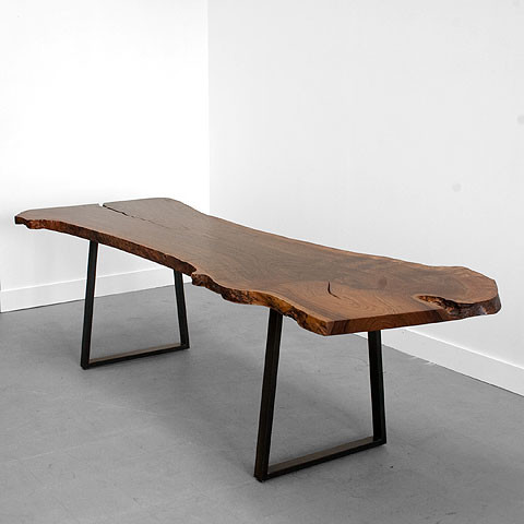 Trapped Base Table By Uhuru Contemporary Dining Tables By Uhuru