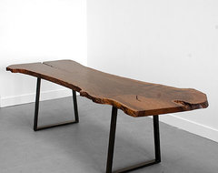 Trapped Base Table by Uhuru contemporary dining tables