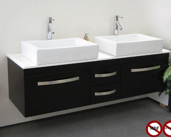 Contemporary Bathroom Vanities -