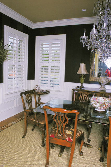 plantation shutter charleston traditional