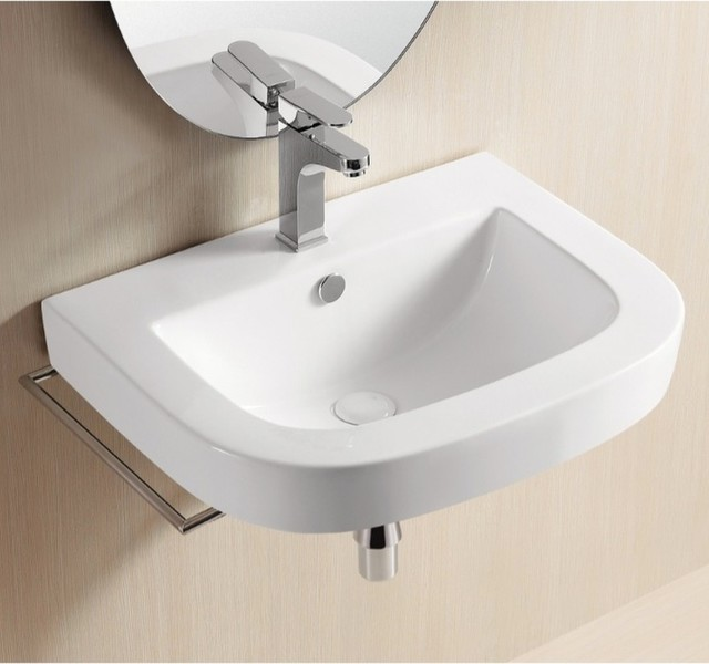 Curved Bathroom Sink : ... Sink with Curved Front - Contemporary - Bathroom Sinks - philadelphia