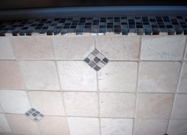 Master Bathroom remodel traditional-tile