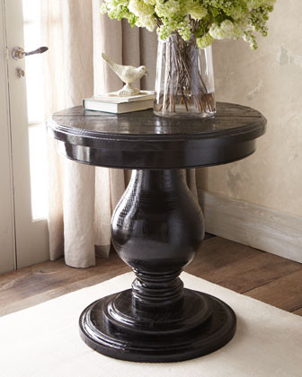 Haute House Humbolt Side Table traditional side tables and accent tables
