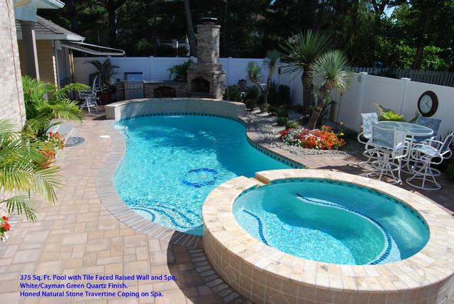 Swimmor Pools Photos traditional-pool