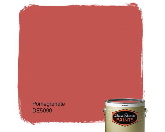 Dunn-Edwards Paints Pomegranate DE5090 -