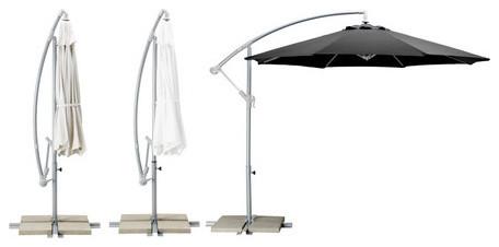 Karlsö Umbrella, Hanging contemporary-outdoor-umbrellas