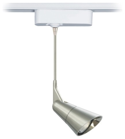 Scania Metal 6 Tech Pendant For Lightolier Track Systems
