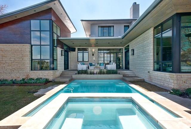 Cat Mountain - Greenbelt Homes contemporary-exterior