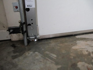 How To Prevent Water From Leaking In Under A Car Garage Door