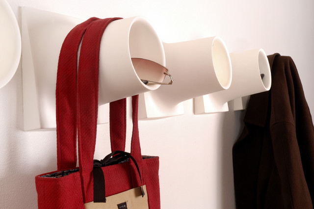 Materious Cubby coat hook and storage modern-wall-hooks