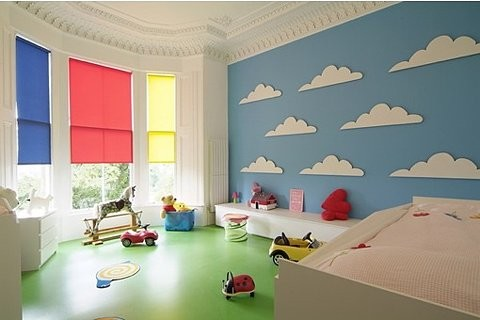 FFFFOUND! | Apartment Therapy ohdeedoh | Inspiring Rooms contemporary-kids