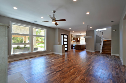 Elton Lane  Traditional  austin  by Moazami Homes