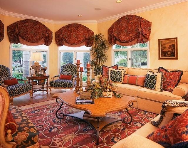 Laguna Niguel, CA traditional-family-room