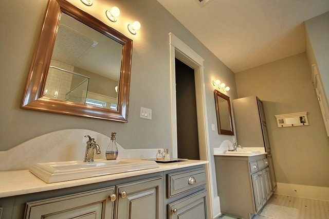 Showcase Home traditional-bathroom