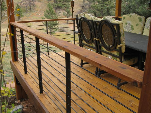 McKernan Porch traditional-porch