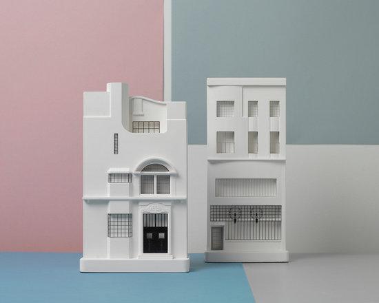 Rennie Mackintosh Architectural Icons - Glasgow School of Art, Willow Tearooms