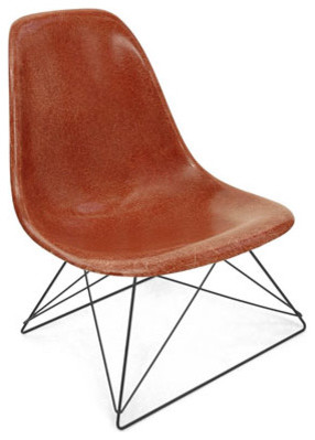 Low Rod Side Chair modern-living-room-chairs