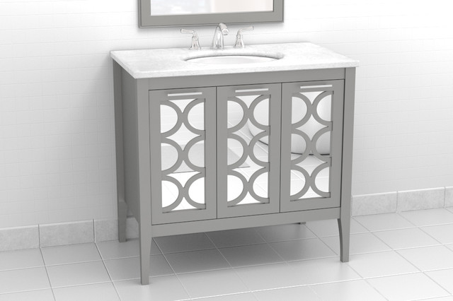 Stephen Vanity From The Furniture Guild Bathroom Vanities And Sink Consoles Atlanta By The