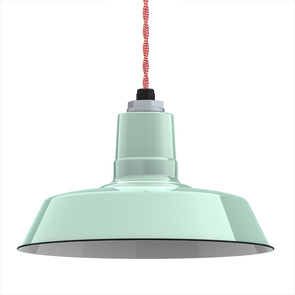 Ivanhoe™ Sky Chief Warehouse Porcelain Pendant modern pendant lighting