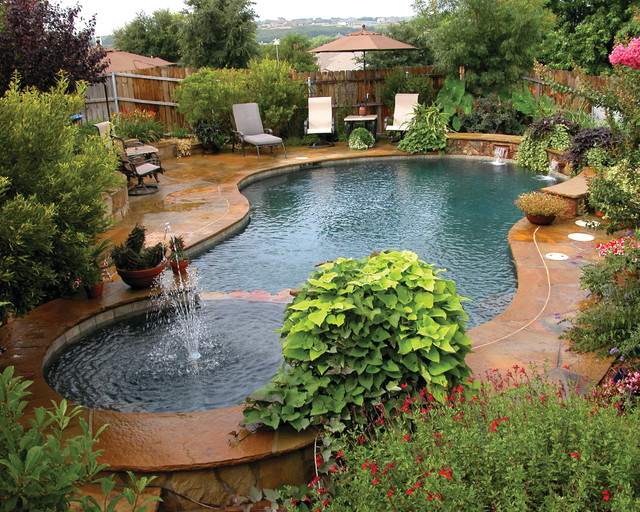 Pools dallas by pulliam pools for Affordable pools dfw