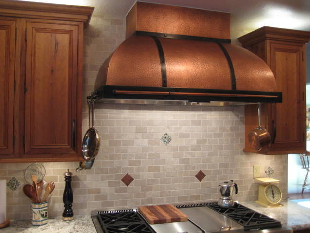 Ranahan Kitchen Remodel contemporary-range-hoods-and-vents