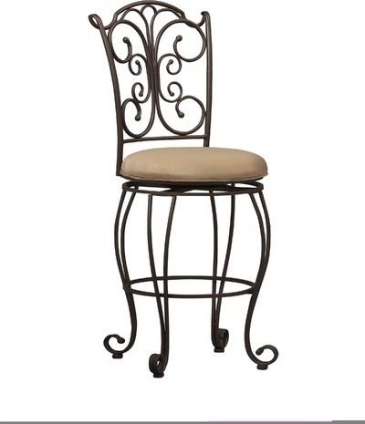24 gathered back counter stool modern bar stools and
