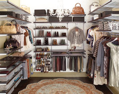 The containerstore- Walk-In closet idea contemporary closet