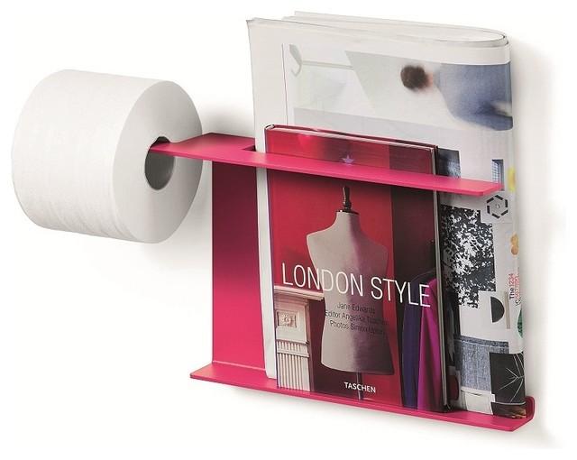 Piega 5136.16 Toilet Paper Holder contemporary-toilet-accessories