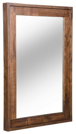 Oaktown Mirror contemporary-mirrors
