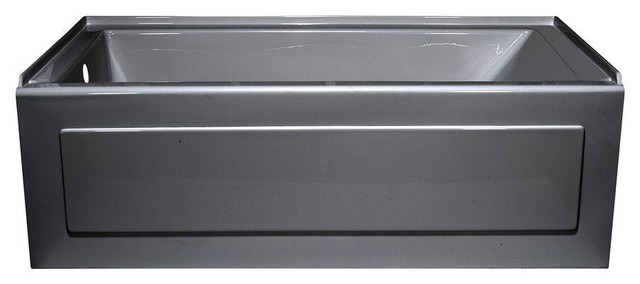 Lyons industries jetted bathtubs linear 5 ft whirlpool for Lyons whirlpool tub