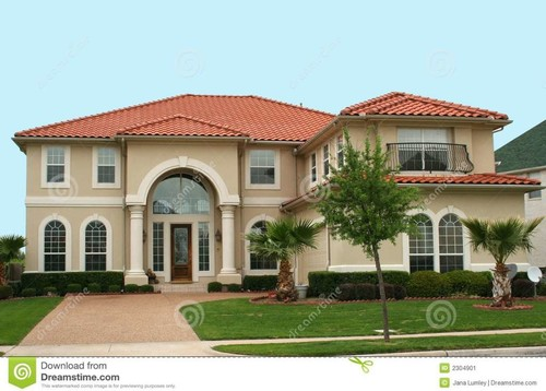 Help with exterior color of home - Mediterranean house floor plans paint ...