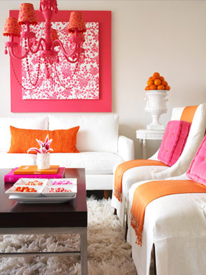 home design Color of the Month: Decorating with Orange