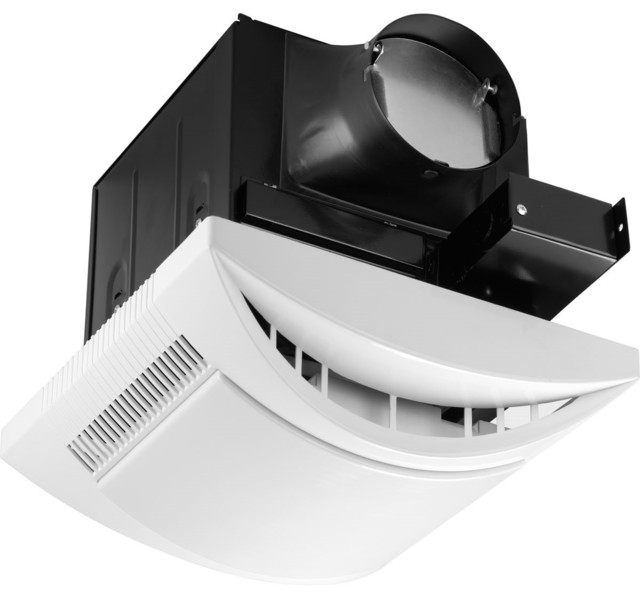 exhaust fan with light x bw03 120v contemporary bathroom exhaust fans. Black Bedroom Furniture Sets. Home Design Ideas
