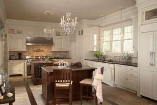 Kitchen Cabinetry By Medallion Traditional Kitchen
