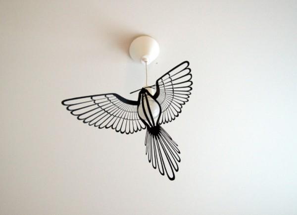 Bird Light Eclectic Ceiling Lighting By Hommin